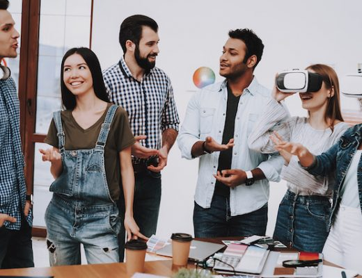 Virtual Reality Agency Singapore