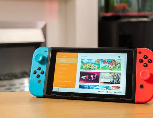 Best Nintendo Switch Games Singapore