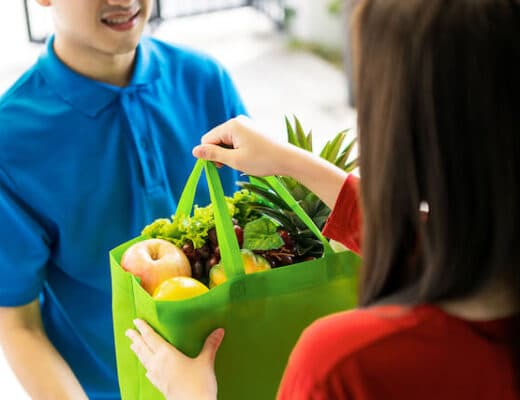 Best Online Grocery Shopping App Singapore