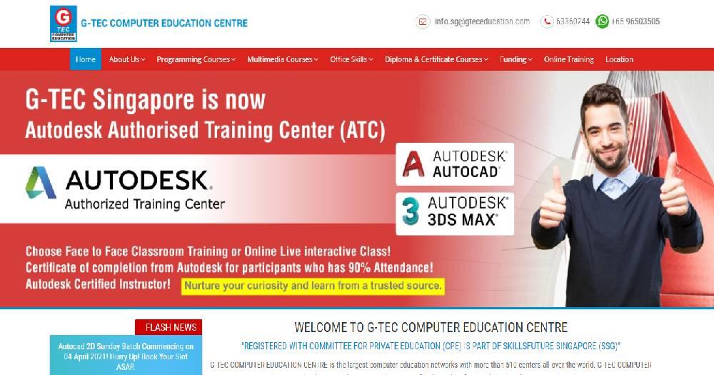 G-Tec Computer Education Centre