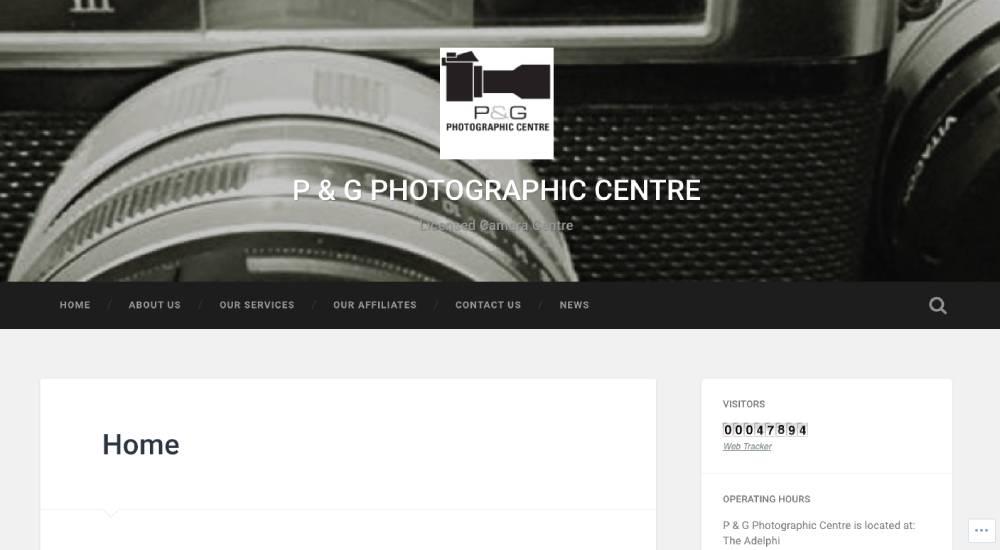 P & G Photographic Centre