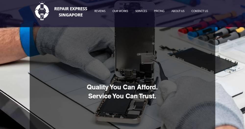 Repair Express Singapore
