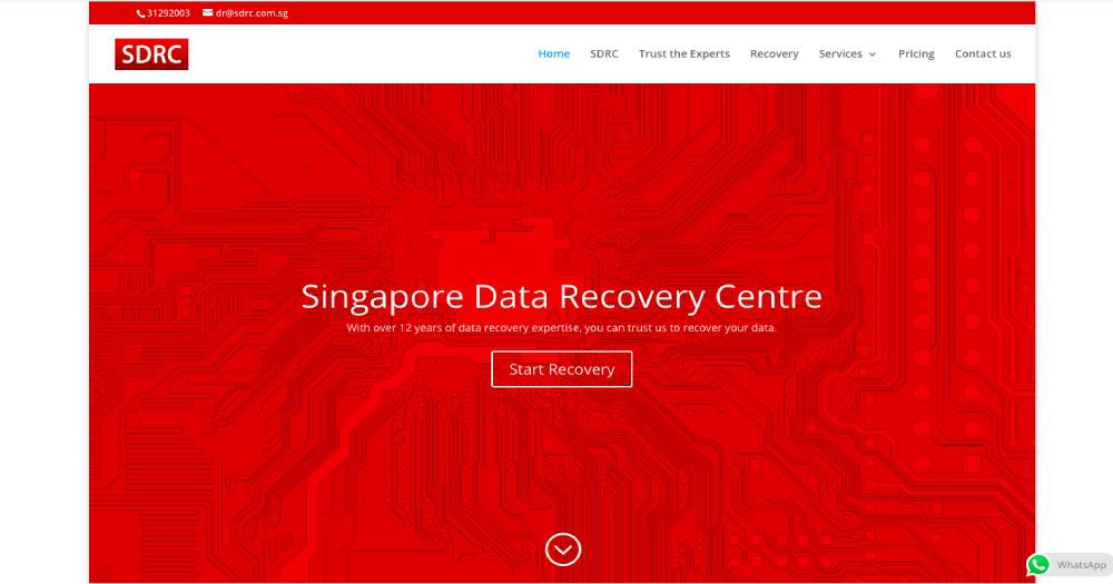 Singapore Data Recovery Centre