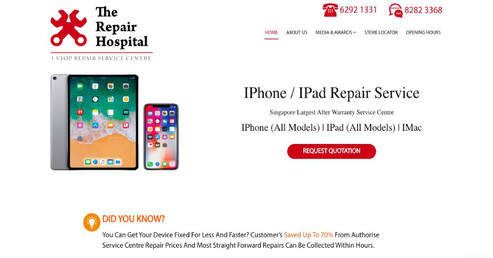 The Repair Hospital