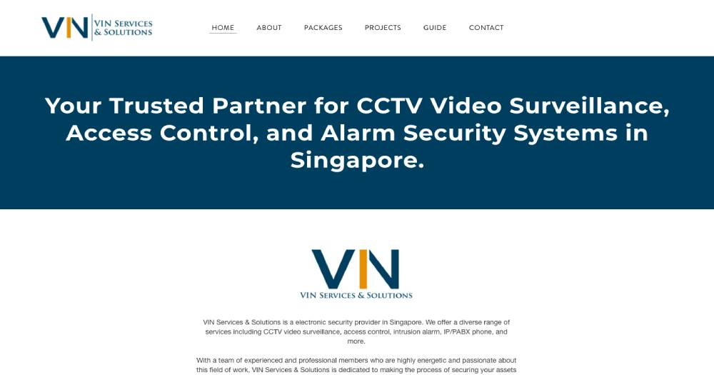 Vin Services & Solutions