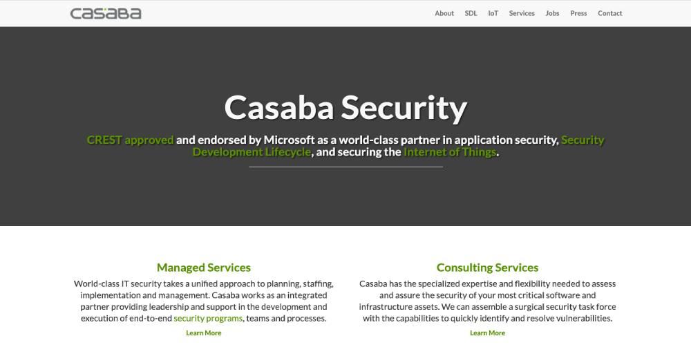Casaba Security