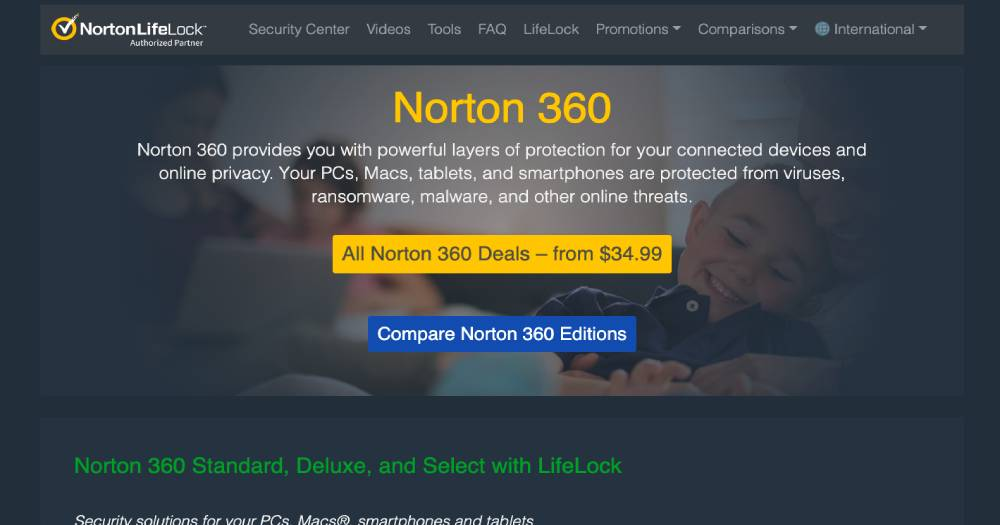 Norton Life Lock