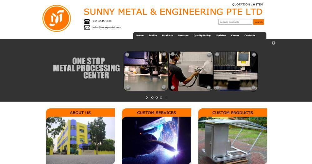 Sunny Metal & Engineering