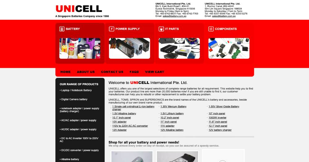 Unicell